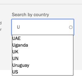 Country screengrab